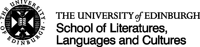 University of Edinburgh - School of Languages, Literatures and Cultures